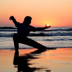 Cvičení Qi-gong ATai-chi